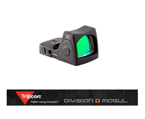 RM09-C-700304 - Trijicon RMR Sight Adjustable LED – 1.0 MOA Red Dot - Division Mogul