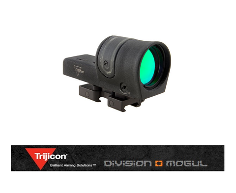 RX30-14 - Trijicon 42mm Reflex Amber 6.5 MOA Dot Reticle (with Flattop mount) - Division Mogul