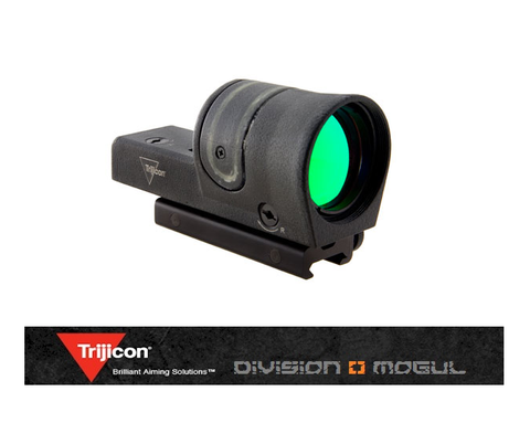 RX30-C-800113 - Trijicon 42mm Reflex 6.5 MOA Green Dot Reticle w/ TA51 Flattop Mount - Division Mogul