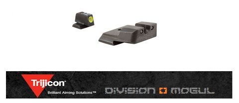 HD XR SIGHT SET FOR S&W M&P PISTOLS - Division Mogul