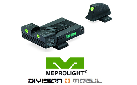 SIG SAUER ADJUSTABLE SET - TRU DOT NIGHT SIGHTS - Division Mogul