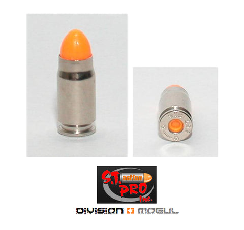 "ST Action .357SIG "" Trainer Dummy Round"" Pack - Division Mogul"