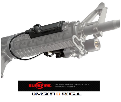 Surefire XT07 Remote Dual Switch X-Series WeaponLights - Division Mogul