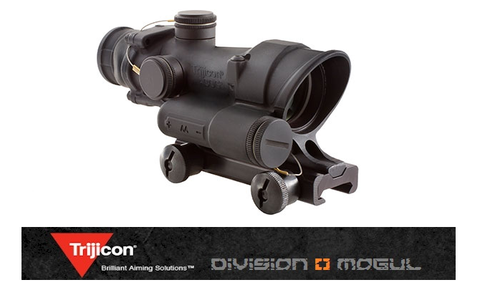 TA02-C-100431 - ACOG 4X32 RED LED ILLUMINATED SCOPE 300 BLACKOUT - Division Mogul