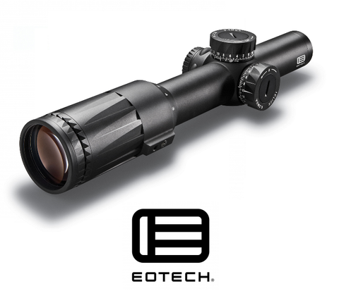 VUDU 1-6X24 PRECISION RIFLE SCOPE - DIVISION MOGUL