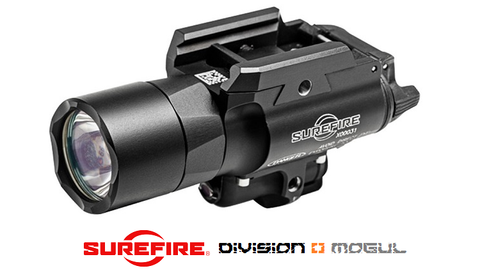 X400 ULTRA 600 LUMENS LIGHT W/ GREEN LASER - Division Mogul