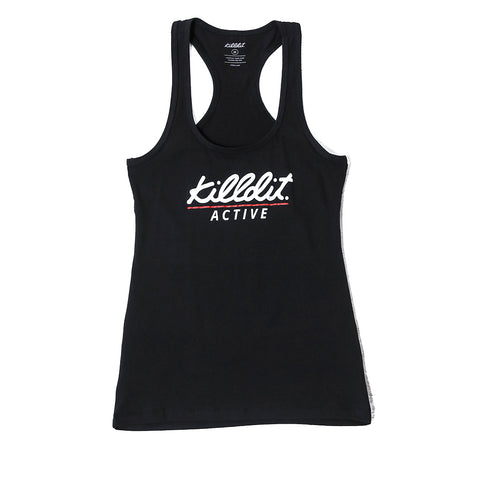 killdit.® active Racerback Tank