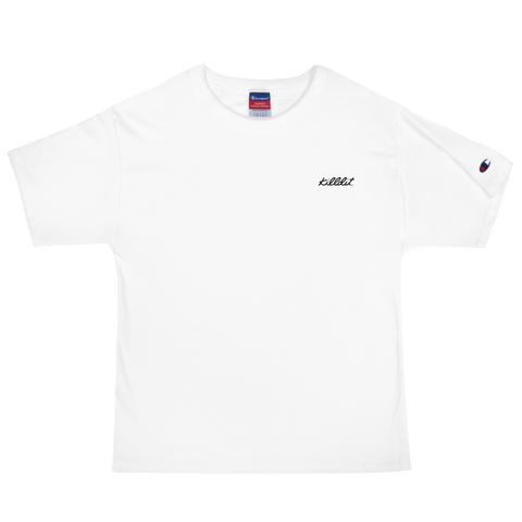 Champion x Killdit. Embroidered Tee