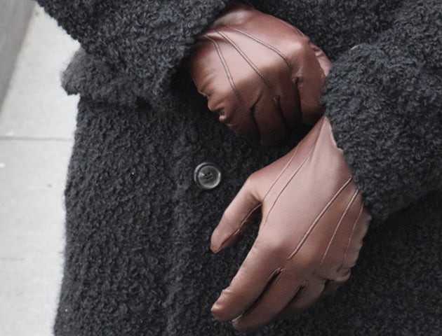 Fanatically Fit | Leather Genius Gloves | Pengallan