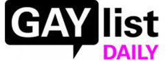 Gay List Daily Logo Pengallan Press