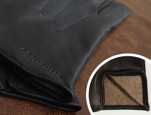 Material Matters | Leather Genius Gloves | Pengallan