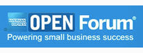 American Express Open Forum Logo Pengallan Press