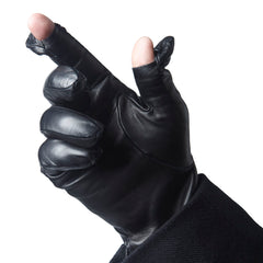Men's Leather Gloves | Italian Leather Genius Gloves | Pengallan
