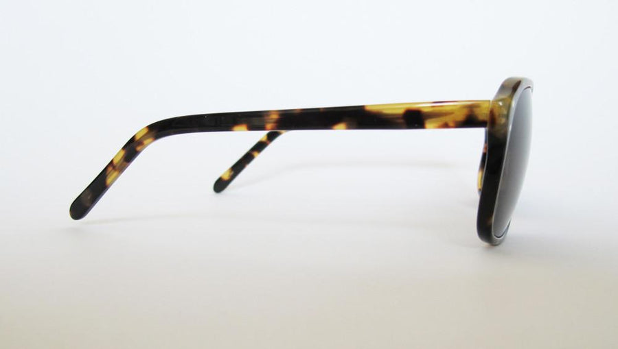 Men's Designer Eyewear | Selima Optique Evan Sunglasses | Tortoise | Pengallan