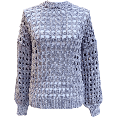 IRO SWEATER ALYNE LOOSE KNIT SWEATER