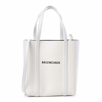 BALENCIAGA EVERYDAY TOTE WHITE X