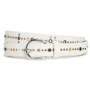 BALEY BELT - WHITE