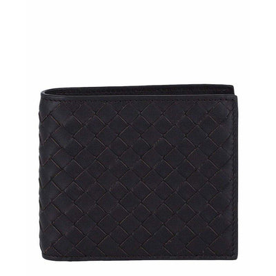BOTTEGA VENETA MONEY CLIP LEATHER WALLET