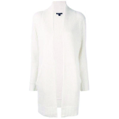 JAMES PERSE SWEATER Buttonless Textured Cardigan