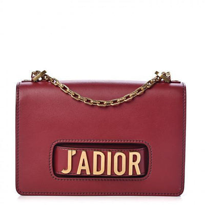 Christian Dior Calfskin J'Adior Chain Flap Bag