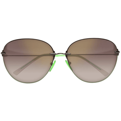 CHRISTOPHER KANE OVAL/ROUND SHAPE SUNGLASSES