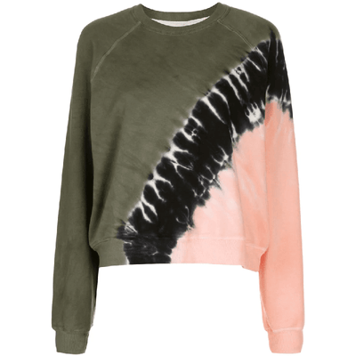 ELECTRIC AND ROSE SWEATSHIRT DAVIS PULLOVER - ECHO
