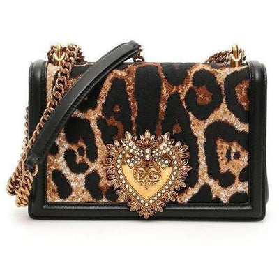 Dolce & Gabbana Animalier Devotion Bag
