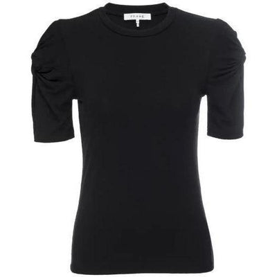 FRAME TWISTED SLEEVE TEE - Shop Marcus
