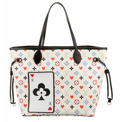 LOUIS VUITTON LX LIVE GAME ON MONOGRAM NEVERFULL