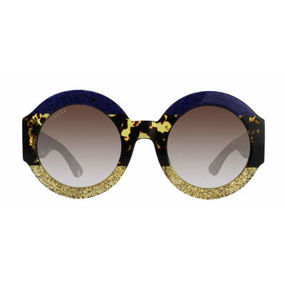 GUCCI ABSTRACT NOVELTY SUNGLASSES
