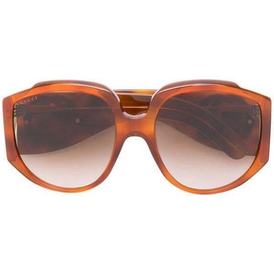 GUCCI LARGE NOVELTY SUNGLASSES