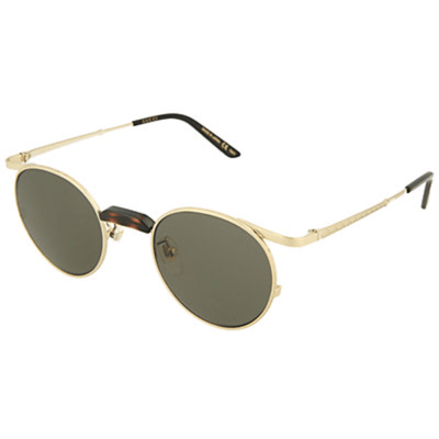 GUCCI OVAL NOVELTY SUNGLASSES