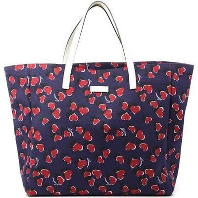 Gucci LX LIVE HEARTBEAT TOTE - NAVY