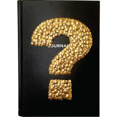 BMS ARTFUL BOOK JOURNAL WITH GOLD ?