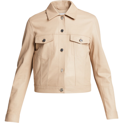 JUSTE BUTTON JACKET - IRO