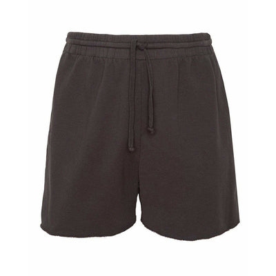 LNA SWEATPANT SHORTS LONG TERRY SHORT BLACK