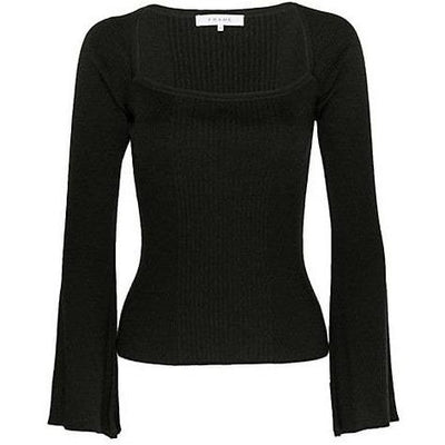 LUKE BELL SLEEVE SWEATER - FRAME