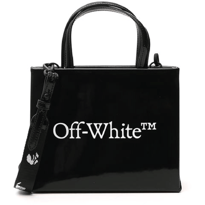 OFF-WHITE LX LIVE MINI VINYL BOX BAG