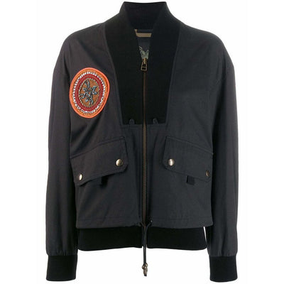 Mr & Mrs Italy Embroidered Bomber Jacket