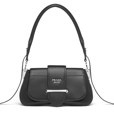 PRADA SIDONIE TOP HANDLE SHOULDER BAG