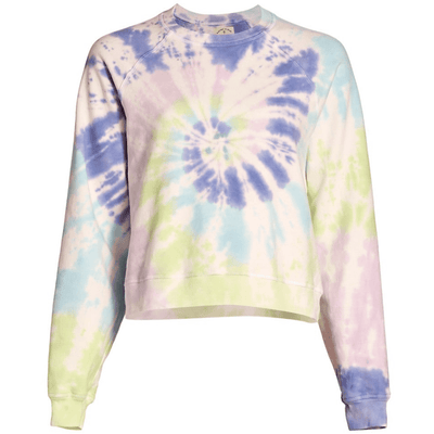 ELECTRIC AND ROSE SWEATSHIRT RONAN PULLOVER - AURA