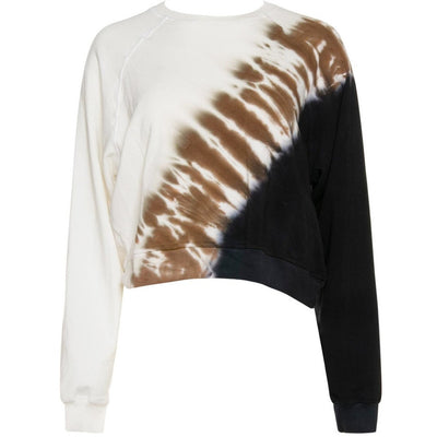 ELECTRIC AND ROSE SWEATSHIRT RONAN PULLOVER - ECHO / ONYX