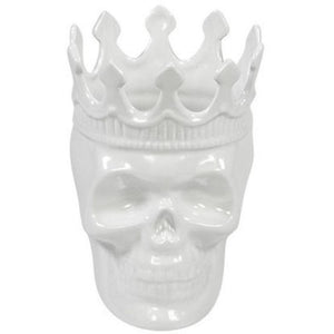 SKULL CANDLE - WHITE - Shop Marcus
