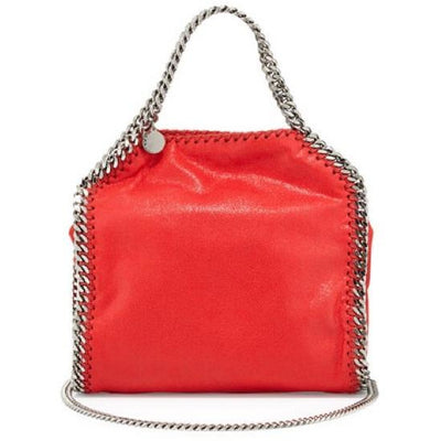 STELLA MCCARTNEY LX LIVE STELLA MCCARTNEY FALABELLA MINI - RED