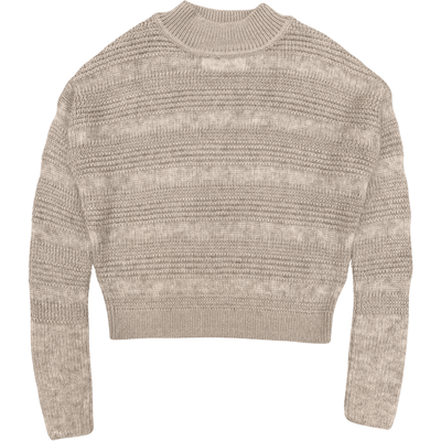BROCHU WALKER SWEATER THE SIDI PULLOVER SWEATER - BROCHU WALKER