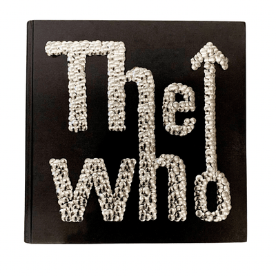 BMS ARTFUL BOOK THE WHO WITH SILVER LOGO