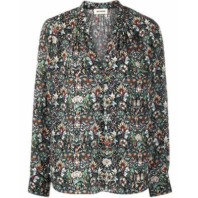 TINK KALEIDO BLOUSE - ZADIG & VOLTAIRE