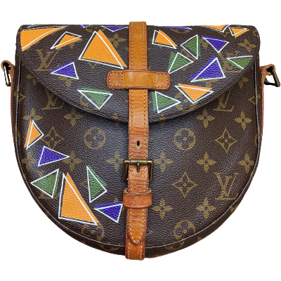 TRIANGLES CROSSBODY LOUIS VUITTON - Shop Marcus