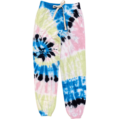 ELECTRIC AND ROSE SWEATPANTS VENDIMIA JOGGER WAVE - ELECTRIC & ROSE