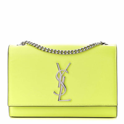 SAINT LAURENT LX LIVE YSL KATE SMALL LEATHER BAG